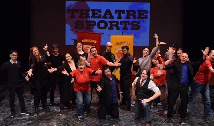 Theatresports™ 2018
