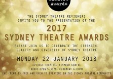 SYDNEY THEATRE AWARDS 2107