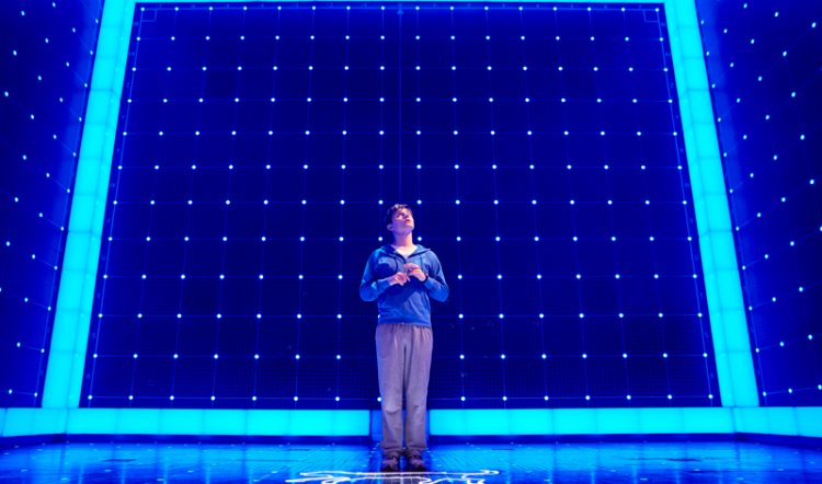 THE CURIOUS INCIDENT OF THE DOG IN THE NIGHT-TIME - MELBOURNE