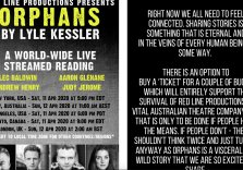 ORPHANS - LIVE AND GLOBAL