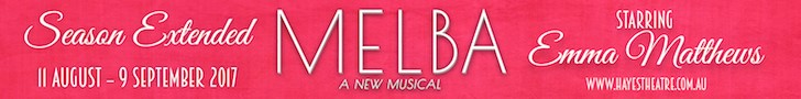 Melba - A New Musical